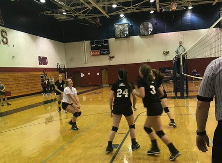 Volleyball defeats Oneonta 3-1