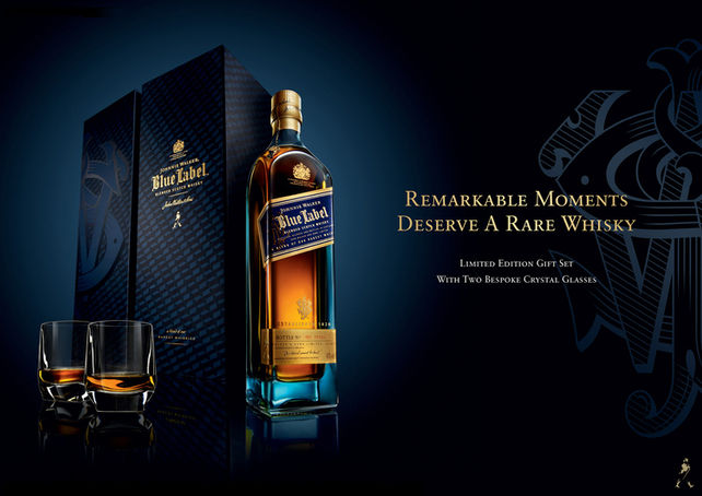 Johnnie Walker Sponsored