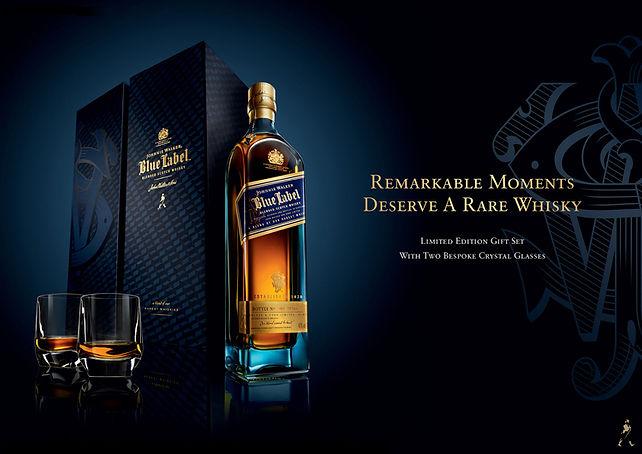Johnnie Walker Sponsored