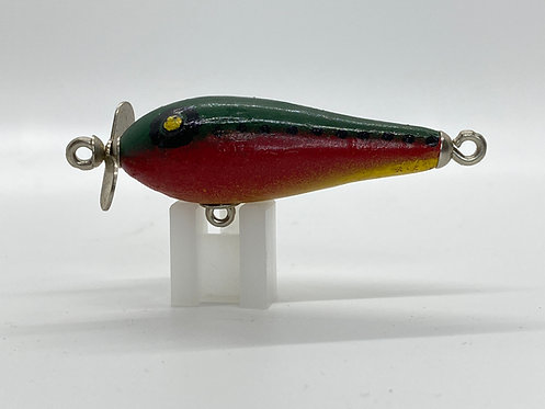 Wooden Yocom Hand-carved Fishing Lure