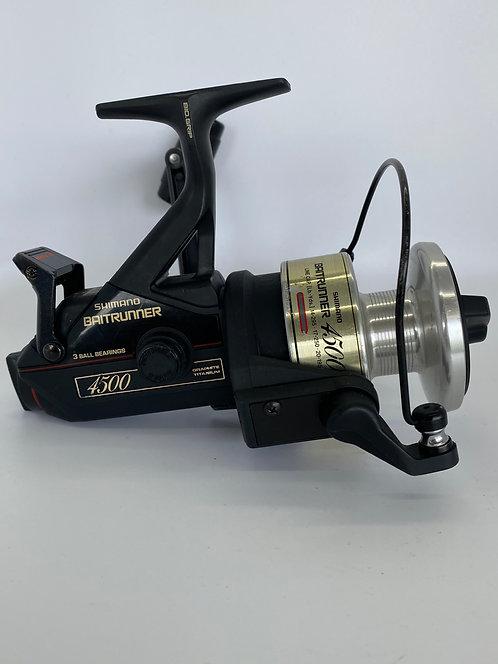 Shimano Baitrunner 4500 Spinning Reel