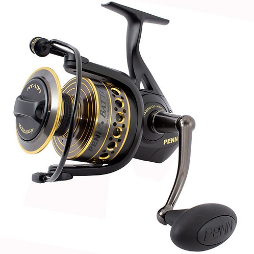 Penn Battle II HT-100 BTLII 6000 Spinning Reel