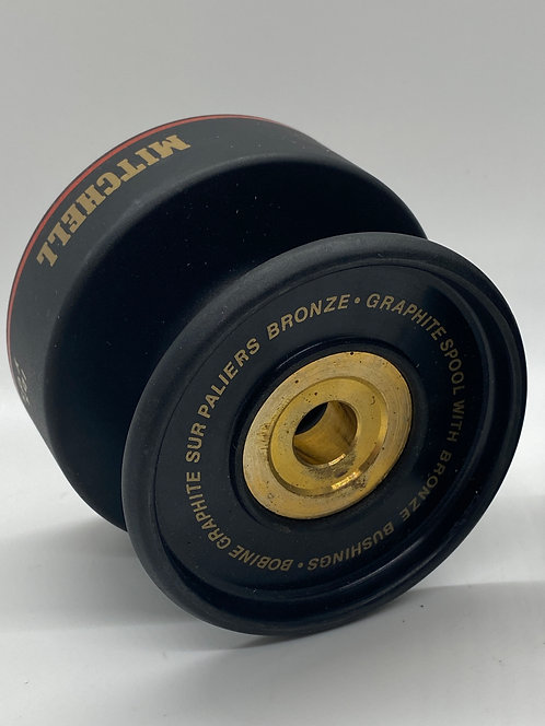 Mitchell Graphite Spool with Bronze Bushings in original box