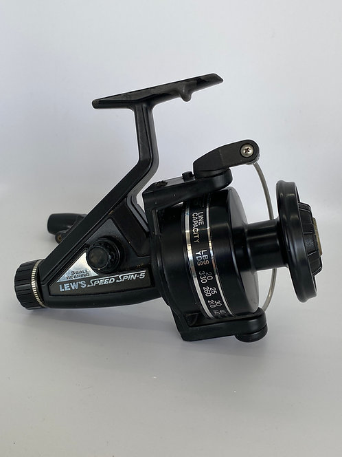 Lew's Speed Spin-5 Spinning Reel