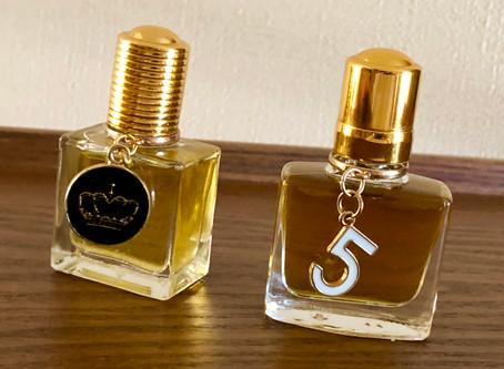 「なりたい私」になれる香り☆アロマで香水作り