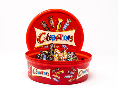 An Entire Tub of Celebrations