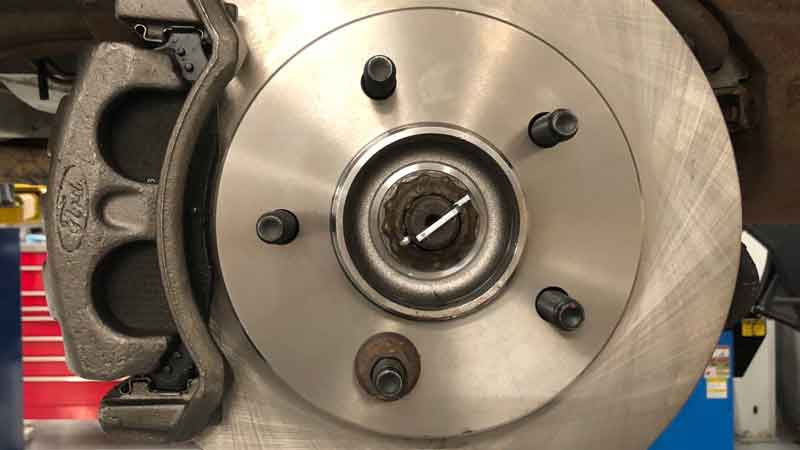 Brake Service (per wheel)