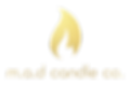 Gold MAD Candle co Logo.png