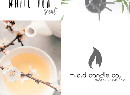 Scent of The Month - WHITE TEA