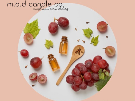 Scent of The Month - CABERNET