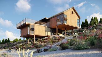 Sunshine Canyon House (Lumion)