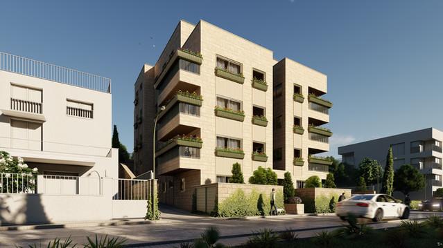Residential building in Israel