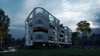 Residential building K7