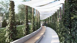 Residential complex Garden Quarter
