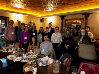 The S2BN Ottawa Chapter's Inaugural Graduate and PDF Mentorship Program Kicks Off!