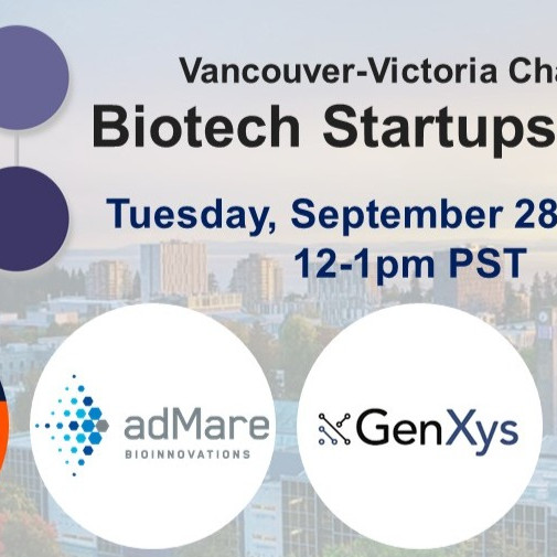 (VANCOUVER-VICTORIA) Biotech Startups in BC