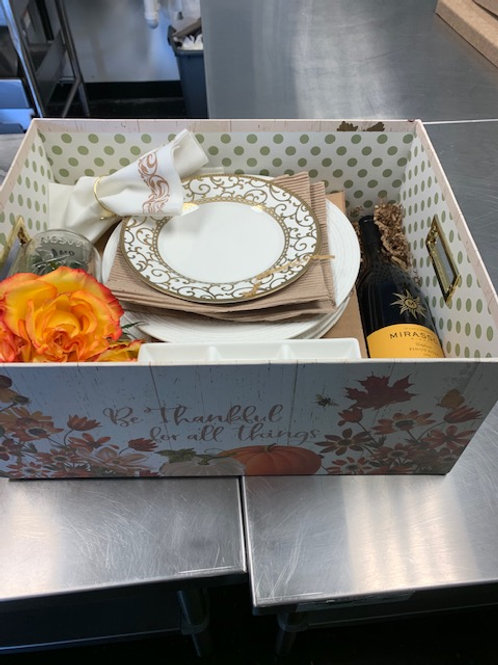 Private Chef Box for Begginers