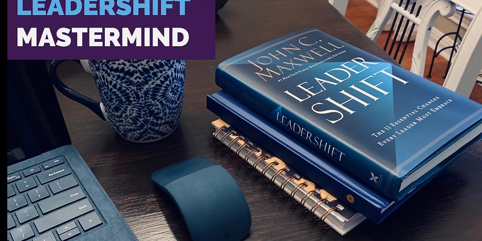 Leadershift Mastermind - Ch. 4