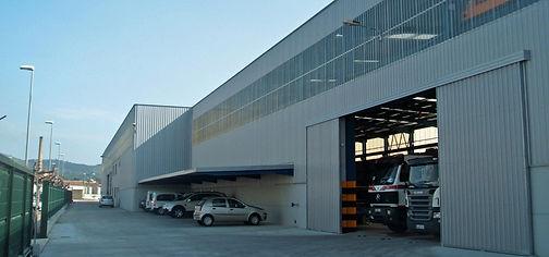 Hierros R. Domingo S.A. - Instalaciones