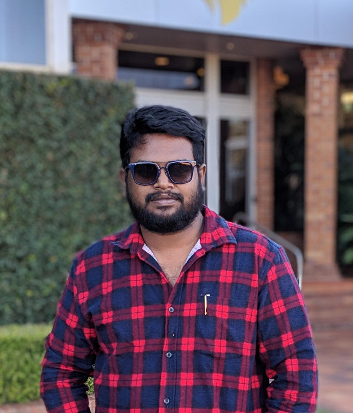Nageshwaran Muthusamy Somasundaram