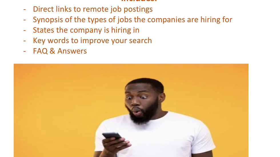 40 Companies Hiring Exotic Work From Home Jobs