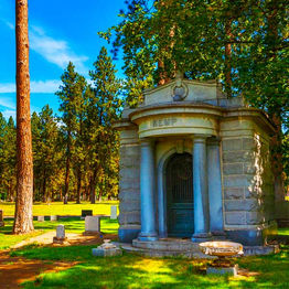 Historic Private Mausoleums