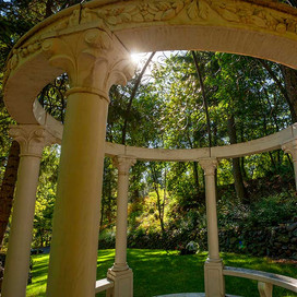 Memorial Gazebo at Greenwood