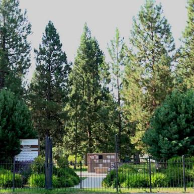 Woodlawn Entrance Gate