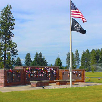 Pines Cemetery Veterans Memorial