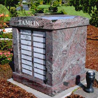Private Family Columbarium