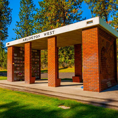 Arlington West Columbarium