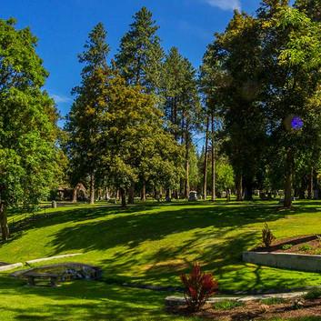 Ground Burial at Fairmount Memorial Park