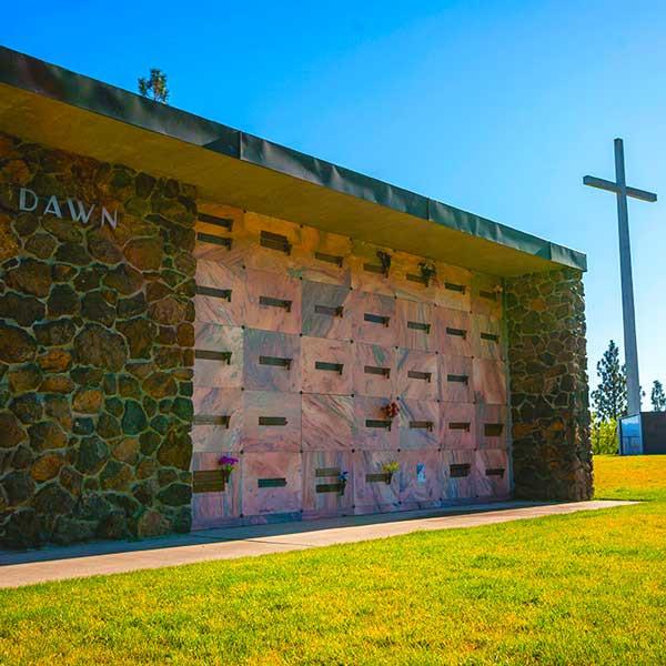 Dawn Crypts at Greenwood Memorial Terrac