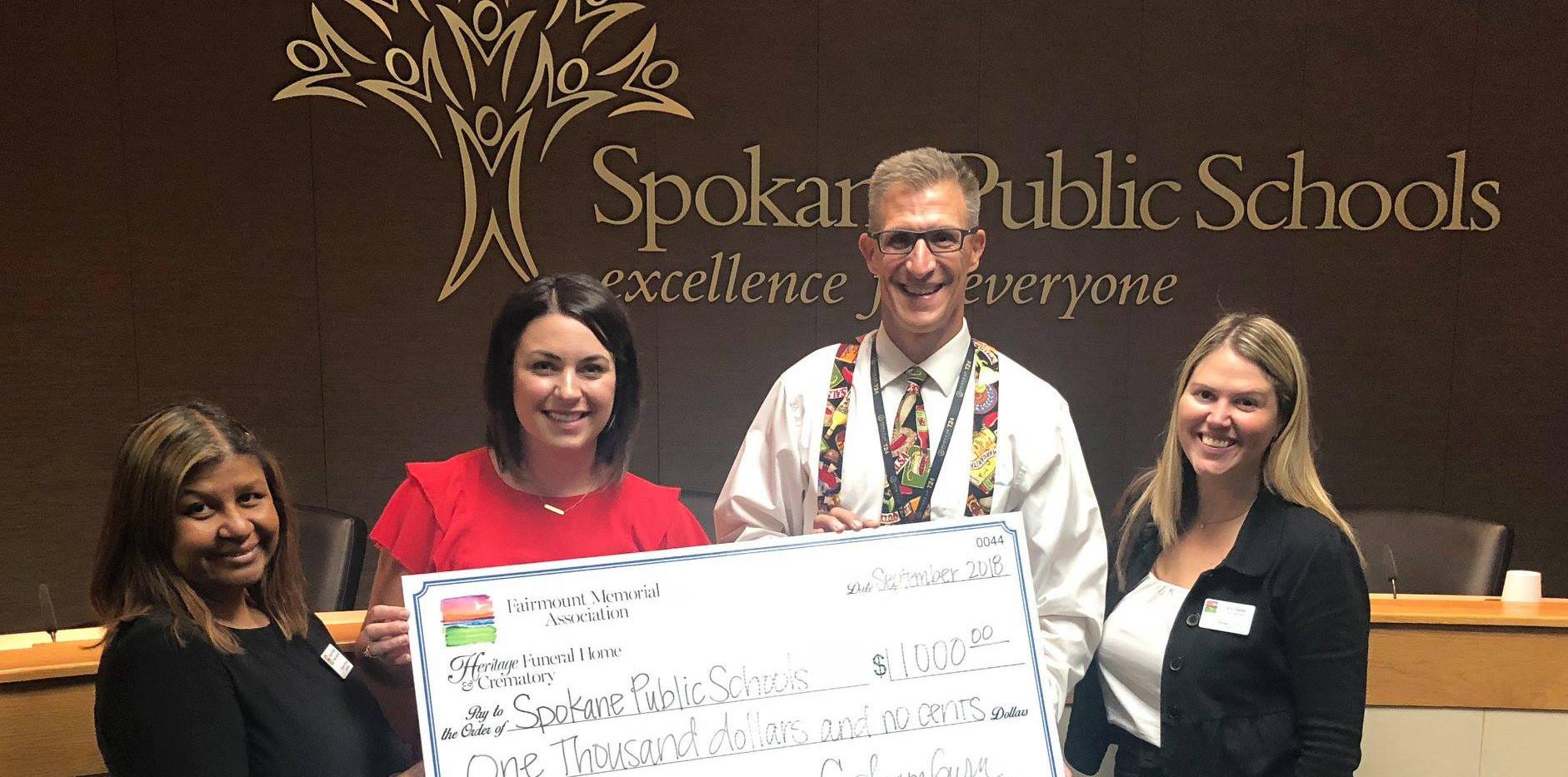 Spokane Public Schools