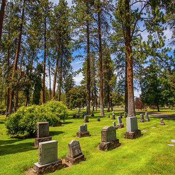 Historic Cemetery Grounds