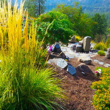 Hillside Memorials at the Hillcrest Cremation Garden