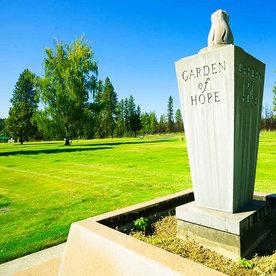 The Garden of Hope at Greenwood Memorial Terr