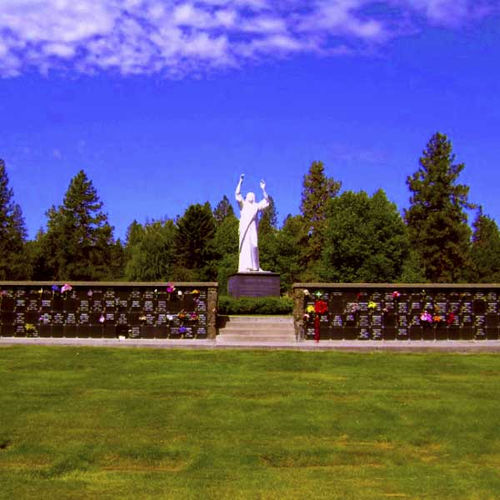 Garden of Peace at Riverside