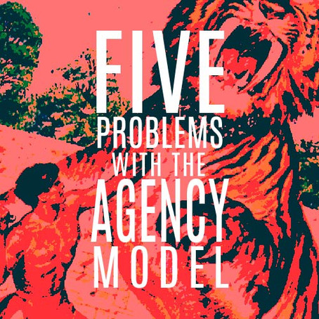 FIVE PROBLEMS WITH THE AGENCY MODEL