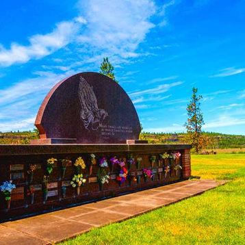Columbarium at Fairmount Memorial Park
