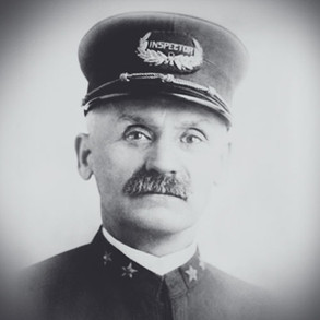 William Horatio Lewis: Early Spokane Police Officer