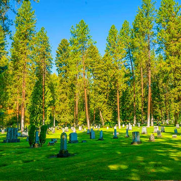 Historic Cemetery Grounds at Greenwood