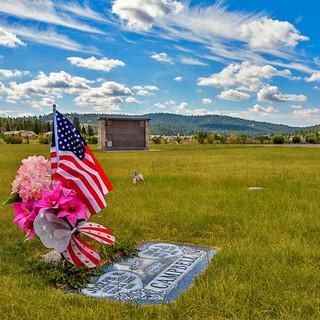 South Pines Cemetery (Spokane Valley)