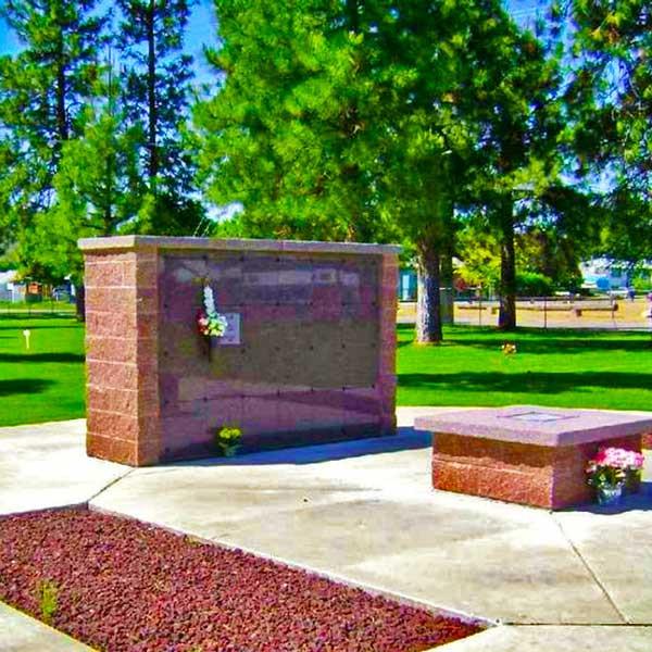 Sylvan Columbarium at Woodlawn Cemetery