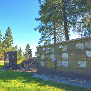 Cremation Niches at Greenwood