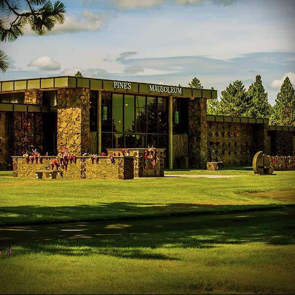 Pines Mausoleum