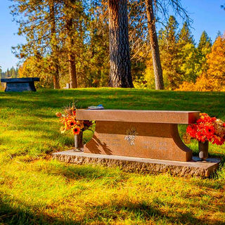 Cremation Benches