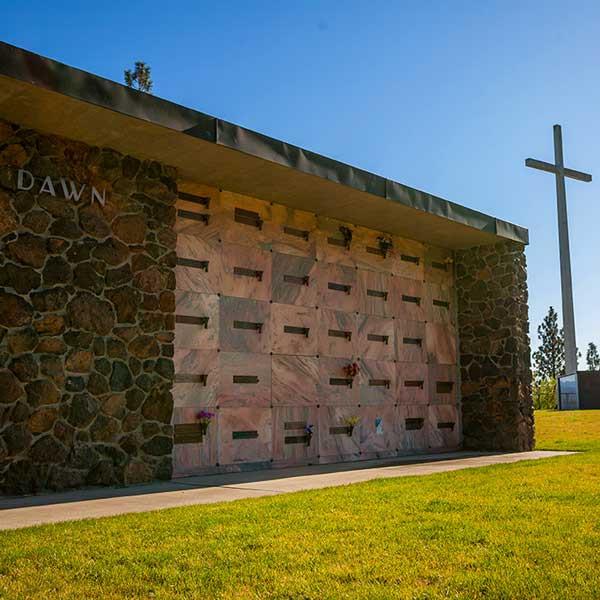 Dawn Crypts at Greenwood