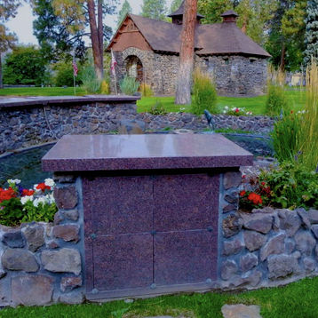 Frog Pond Cremation Niche