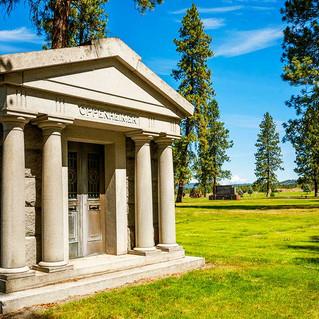 Private Mausoleum at Fairmount